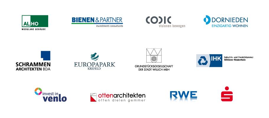 Bienen Und Partner corporate stand partners 2017 invest in niederrhein