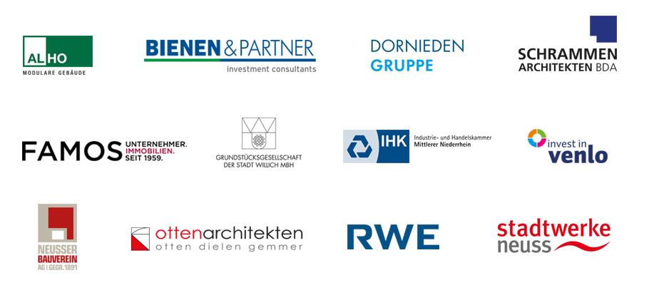 Bienen Und Partner projektexposés der unternehmensstandpartner 2017 invest in niederrhein
