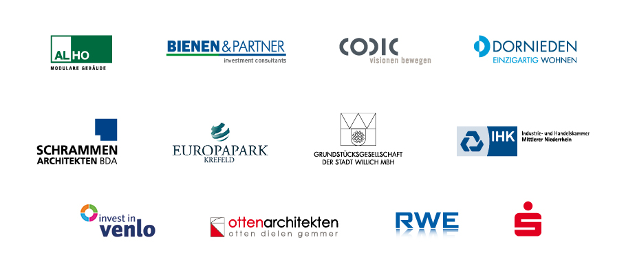Corporate Stand Partners 2017 Invest In Niederrhein